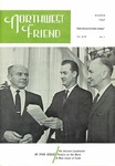 Northwest Friend, March 1967 by George Fox University Archives
