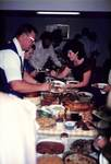 Woodland Friends, Potluck by George Fox University Archives