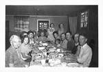 Whitney Friends, Meal by George Fox University Archives