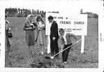 Vancouver First Friends, Groundbreaking