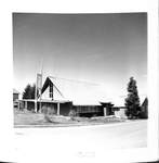 Ashland Friends Church by George Fox University Archives
