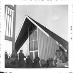 Ashland Friends Church by George Fox University Archives