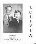 Bolivia and Peru Missions
