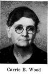 Carrie B. Wood