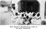 Indian school girls