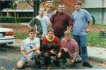 Sophomores Win Bruin Brawl -- October 1995