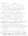 David Rawson's Notes on France