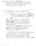 David Rawson April 1992 Peace Negotiations