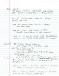 David Rawson December 1995 Checklist