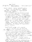 Rawson Notes September 27, 1995