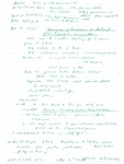 David Rawson Notes: November 1994 to August 1995 by David Rawson