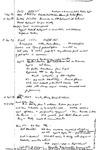 David Rawson Notes: September 1994