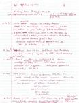 David Rawson Notes: 1994 Election