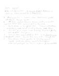 David Rawson Notes: Arusha Postponed June 1993