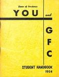 Student Handbook, 1954