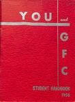 Student Handbook, 1956