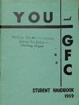 Student Handbook, 1959