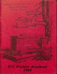 Student Handbook, 1960