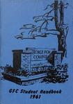 Student Handbook, 1961