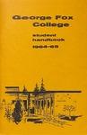 Student Handbook, 1964-1965
