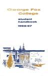 Student Handbook, 1966-1967