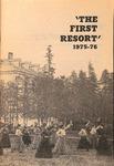 Student Handbook, 1975-1976