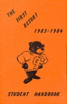 Student Handbook, 1983-1984 by George Fox University Archives