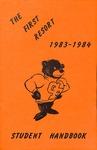Student Handbook, 1983-1984