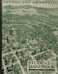 Student Handbook, 1997-1998 by George Fox University Archives