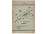 The Crescent - January 1895