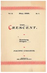 The Crescent - May 1898