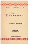 The Crescent - June 1898