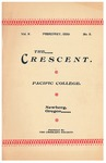 The Crescent - February 1899