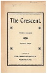 The Crescent - February 1903 by George Fox University Archives