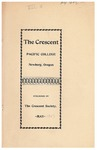 The Crescent - May 1903