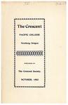 The Crescent - October 1903