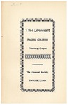 The Crescent - January 1904