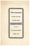 The Crescent - April 1904