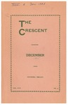The Crescent - December 1905 by George Fox University Archives