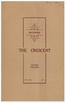 The Crescent - December 1906 by George Fox University Archives