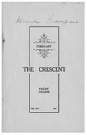 The Crescent - February 1907 by George Fox University Archives