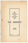 The Crescent - July 1907 by George Fox University Archives