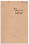 The Crescent -January 1909