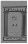 The Crescent - October 1910