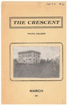 The Crescent - March 1911 by George Fox University Archives
