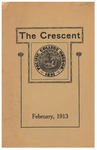 The Crescent - February 1913 by George Fox University Archives