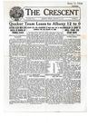 The Crescent - November 29, 1922