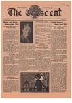The Crescent - October 24, 1933