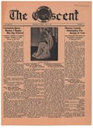 The Crescent - May 8, 1934
