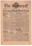 The Crescent - January 31, 1944 by George Fox University Archives